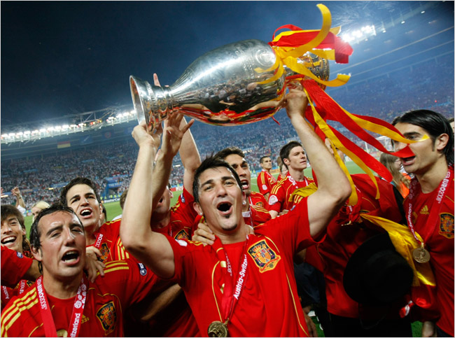 spain won whooooooo viva espaa