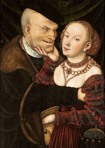 640px-Cranach_Ill-matched_couple
