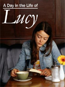 A Day in the Life of Lucy (a Woman)