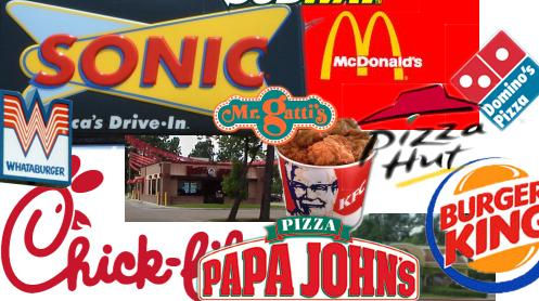 Fast Food Places In Boston